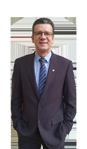 Rev. José Roberto Rodrigues Coelho