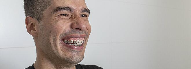 Daniel Dias sorrindo