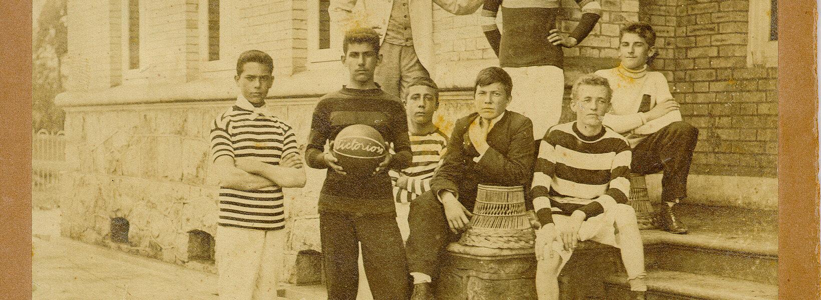 primeiro time de basquete mackenzie