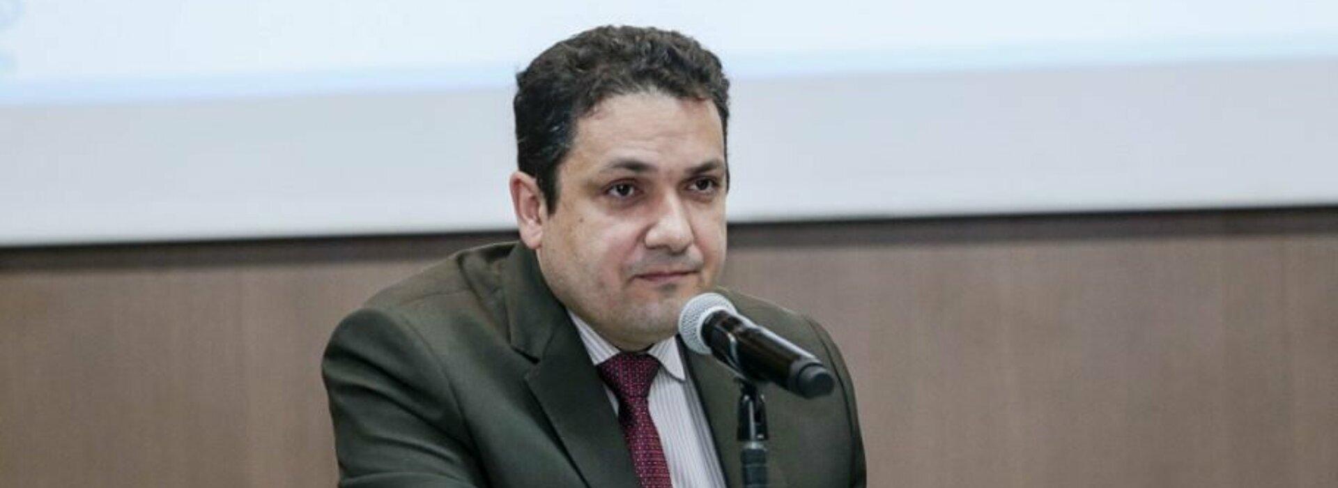 Anderson Correia, presidente da CAPES.