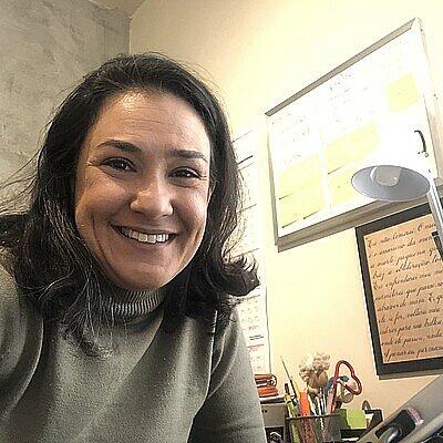 Profa. Esp. Fabiola Maria Cardozo de Brito