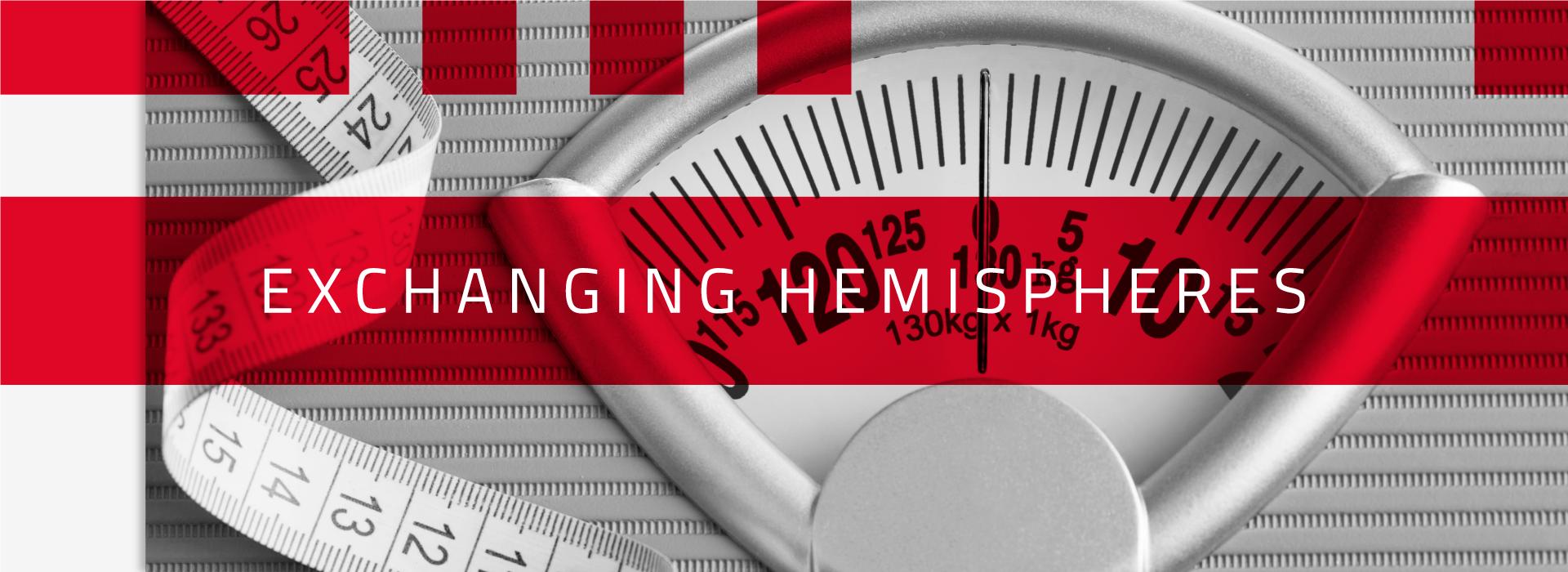 Logo do programa Exchanging Hemispheres