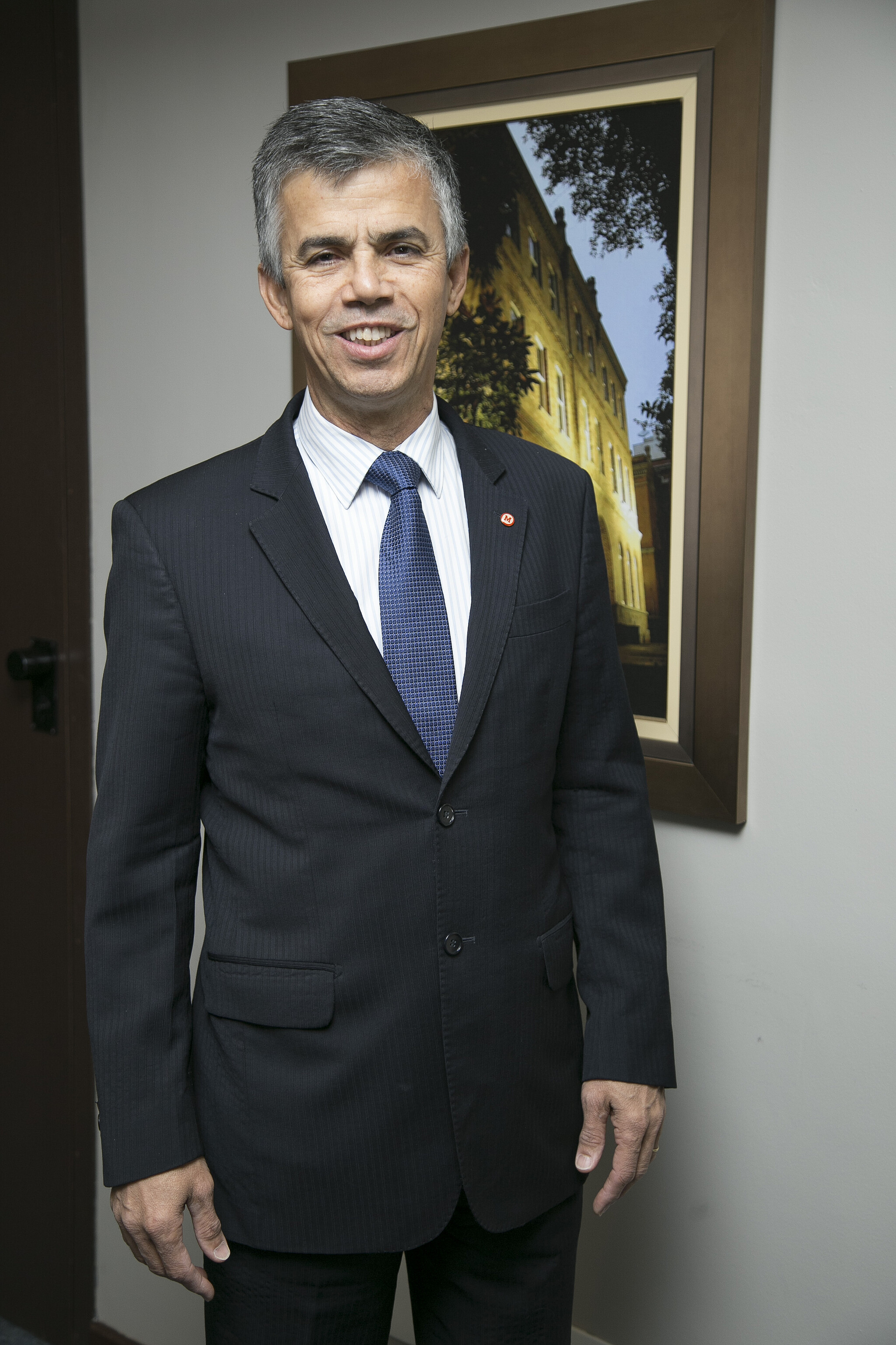 Presidente - José Inácio Ramos
