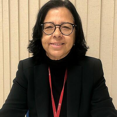 Profa. Dra. Vera Lúcia Antônio Azevedo