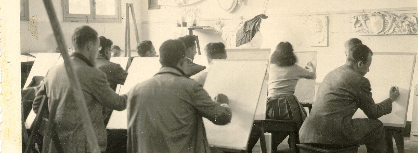 Faculdade de Arquitetura 1917
