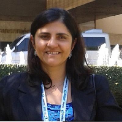 Profa. Ma. Vera Lúcia Vieira
