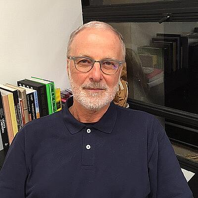 Professor Arq. Dr. José Geraldo Simões Junior