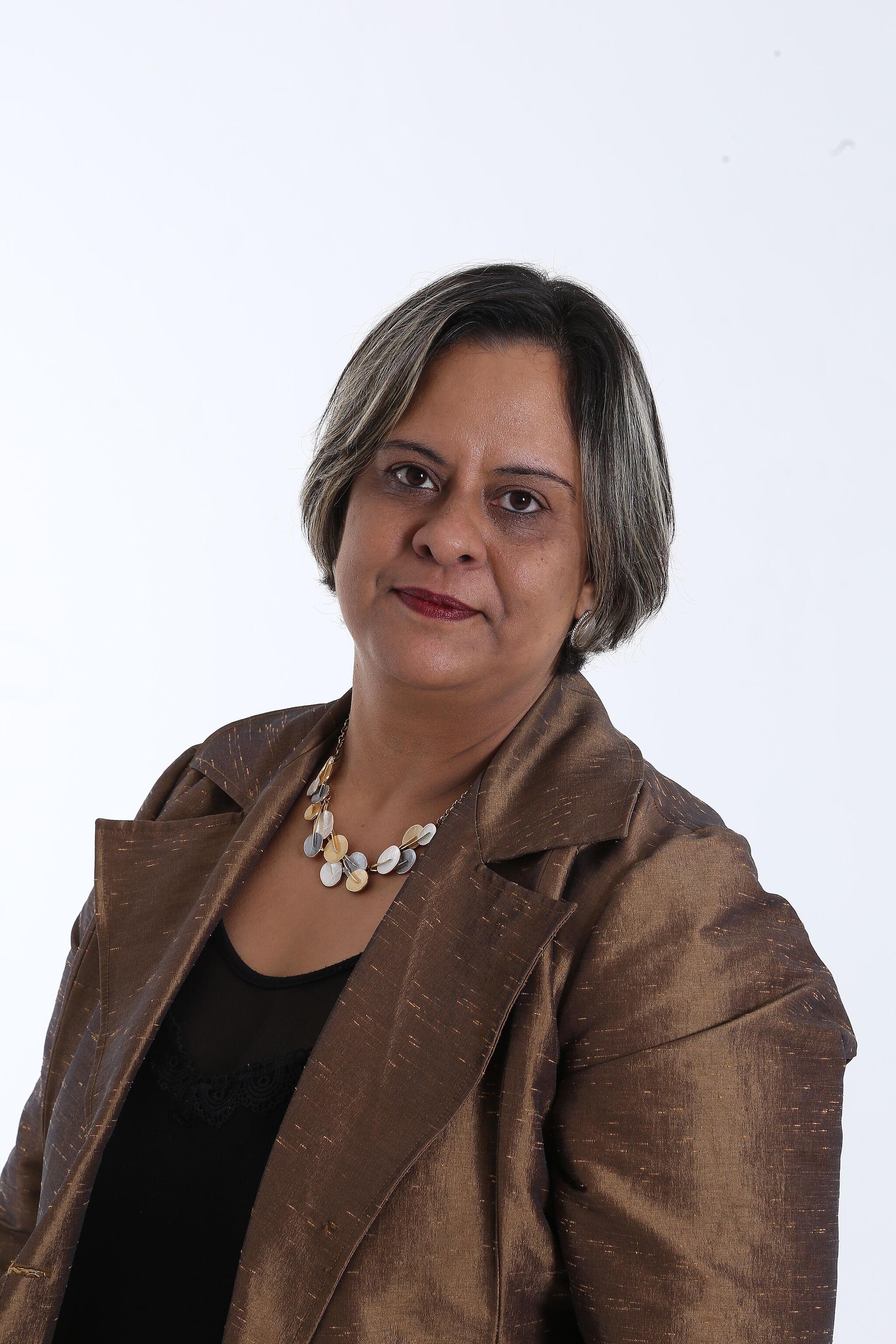Marcia de Souza Leite Nepomuceno Diretora da Escola AEJA Mackenzie