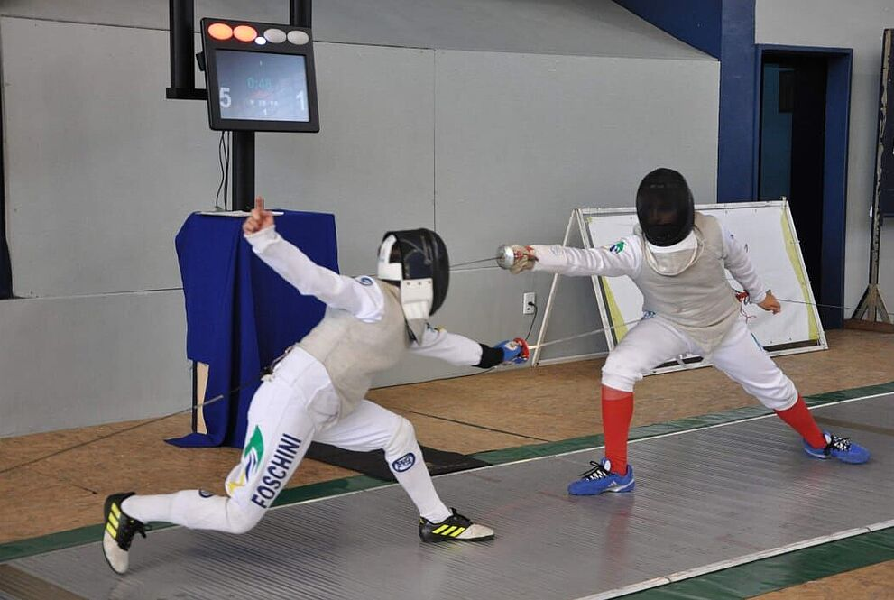 Luiz Henrique competido.