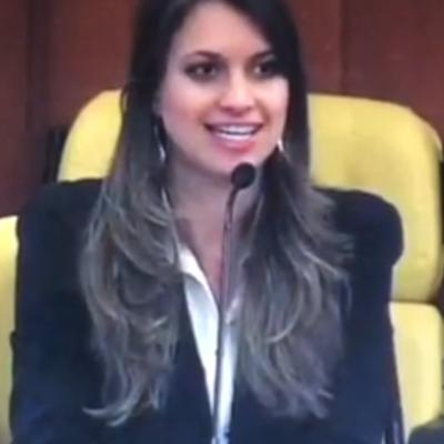 Profa. Ma. Carolina de Gioia Paoli