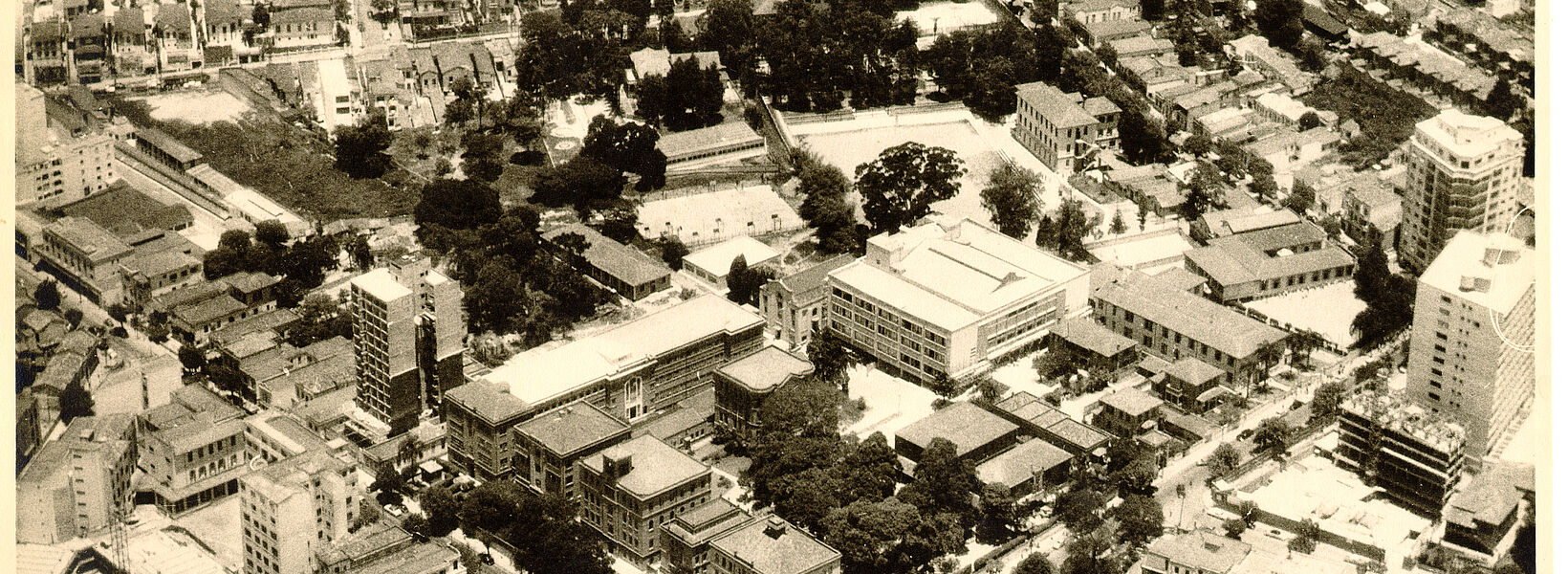 A criação da Universidade Presbiteriana Mackenzie