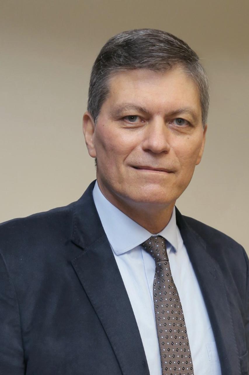 Presidente - Milton Flávio Moura